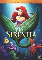 La Sirenita (Spanish)(book-cover)