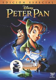 Peter Pan (Spanish)(book-cover)